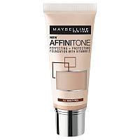 Тональный крем для лица Maybelline Affinitone Совершенный тон 24 Golden Beige