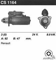 Стартер на RENAULT Magnum, 5001014212, 438009, LRS02254, M009T80071
