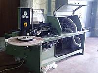 Кромкооблицовочный станок бу Brandt KTD65 проходного типа, фото 1