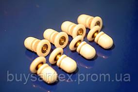 Комплект роликов душевой кабины ( В-06 А )