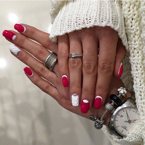 Как правильно красить ногти лаком?
