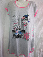 Женская ночная рубашка (р.M-3XL) TL9