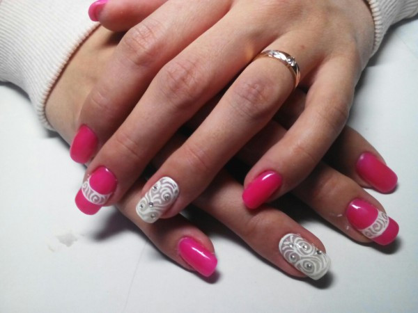Гель лак - лучший выбор для красоты ногтей