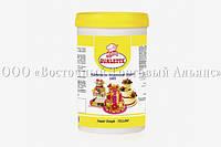Мастика - сахарная паста Ovalette - Жёлтая - 1 кг, фото 1