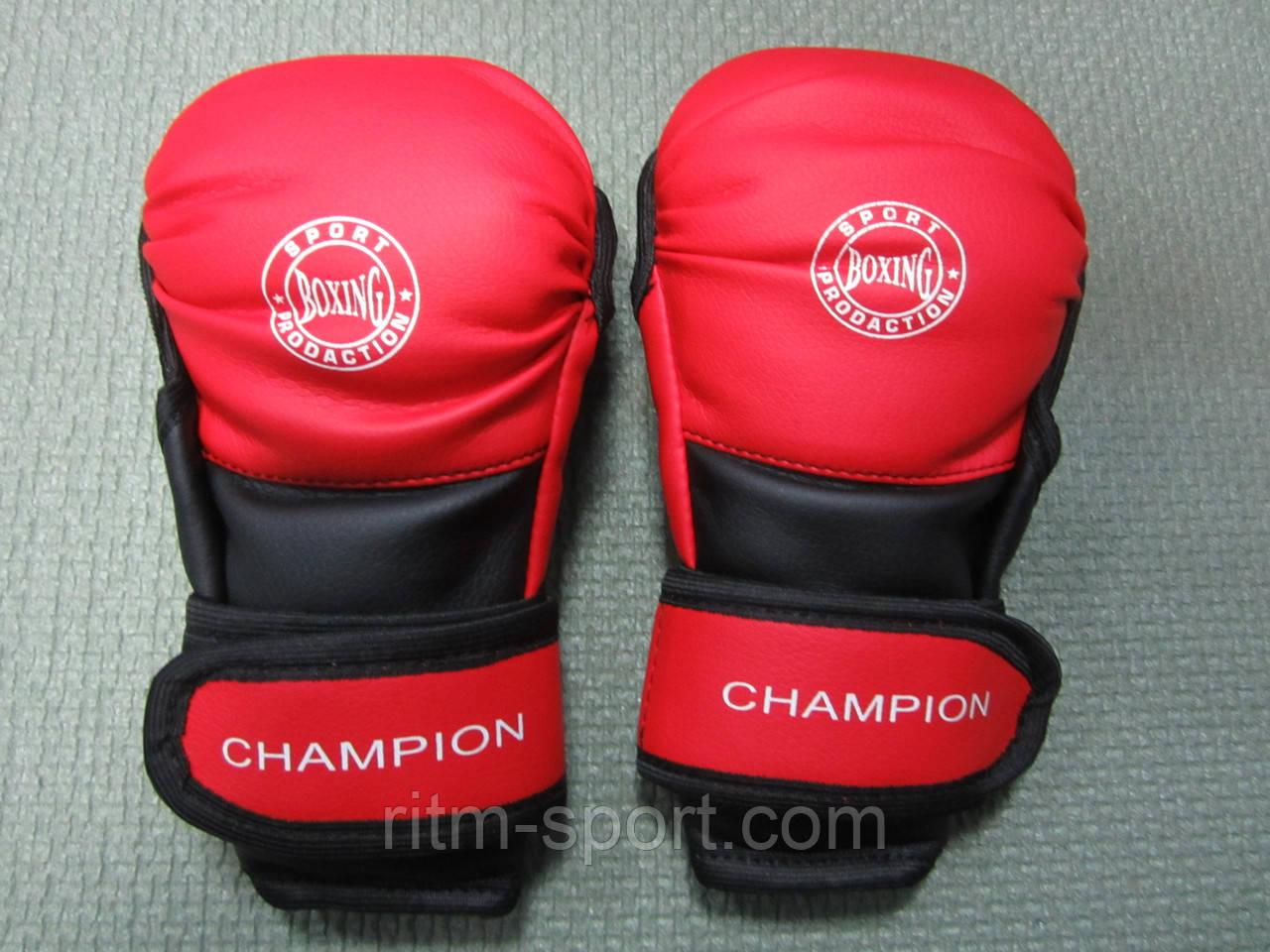 Рукавиці для рукопашного бою Boxing