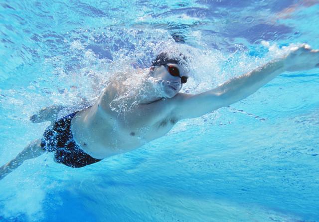 SwimTrain от Microsoft Research: соревнования с виртуальными пловцами объявляются открытыми!