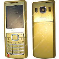 Корпус Nokia 6500 Classic золото