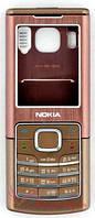 Корпус Nokia 6500 Classic бронза
