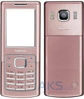 Корпус Nokia 6500 Classic розовый