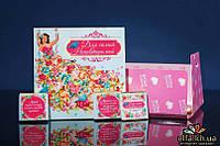 """Шоколадный мини-набор """"Для самой неповторимой"""" (9 шоколадок)"""