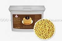 Рисовые шарики в шоколадной глазури Ovalette - Золото - 1,75 кг