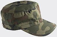 Кепка военная Helikon-Tex® Combat Cap PR - PL Woodland