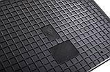 Резиновый водительский коврик в салон Mazda 3 (BM) 2013- (STINGRAY), фото 4