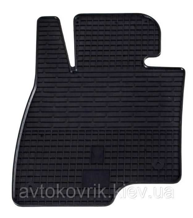 Резиновый водительский коврик в салон Mazda 3 (BM) 2013- (STINGRAY)