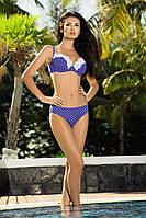 Цветной женский купальник для пышной груди ТМ Anabel Arto