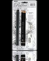"""Набор для графики """"MARCO"""" BL-7990 Raffine Art в металлическом пенале"""