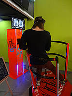 Extreme Ride - Oculus Rift симулятор аттракцион с подвижной платформой