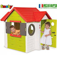 Домик игровой со звонком My House Smoby 810400