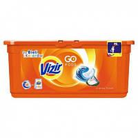 Гель-капсулы для стирки Vizir Pods 3в1 (Визир подс 3в1) Альпийская свежесть 32 шт