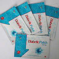 Пластырь от сахарного диабета Diabetic Patch - 5 шт