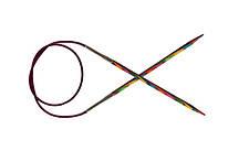 Спицы круговые 120 см Symfonie Wood KnitPro, 5.50 мм