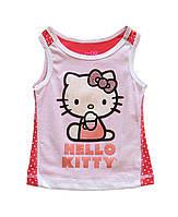Майка Hello Kitty для девочки. 3, 4 года