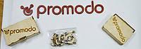 Набор сувенирных магнитов в эко-упаковке для компании Promodo