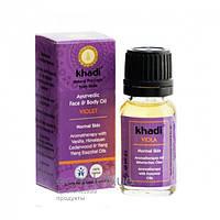 Масло для лица и тела Виола Khadi 10мл