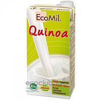 Молоко органическое растительное из киноа с сиропом агавы ТМ EcoMil 1л