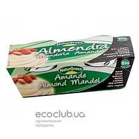 Десерт органический растительный из миндаля с сиропом агавы TM NaturGreen 2х125г