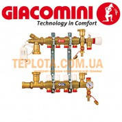 GIACOMINI R557FY002 Коллекторный узел (коллектор с узлом смешения) 2 выхода