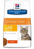 Hills Prescription Diet Feline c/d с курицей 5 кг