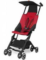 Прогулочная коляска Gb Pockit, цвет Red