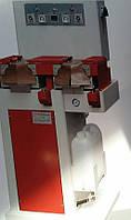 Машина для распарки задней части обуви (пятка)