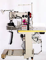 Швейная беспосадочная машина для производства мокасин LX-05