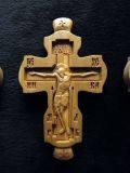 Крест параманный деревянный №01