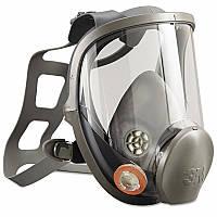 Полнолицевая маска 3М 6000 размер L 6900