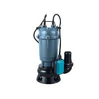 Фекальный насос Насосы+Оборудование WQD 15-15-1,5F (с поплавковым выключателем) Насосы + Насосы+Оборудование WQD 15-15-1,5F (с поплавковым
