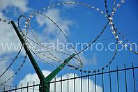 Забор для аэропортов и морских портов