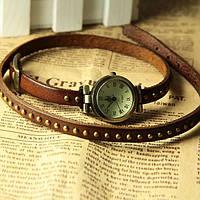 Женские наручные кварцевые часы JQ Brown c длинным ремешком