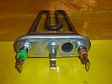 Тэн на стиральную машинку 1800 Вт. / 190 мм. с местом под датчик производство Италия Thermowatt, фото 2