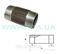 Бочонок стальной 40мм ГОСТ 8969-75