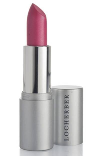 Увлажняющая губная помада, цвет дикий розовый, SPF 15, Locherber / Cosval, Швейцария, натуральная