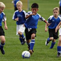 Футбол – игра, не имеющая возрастных границ