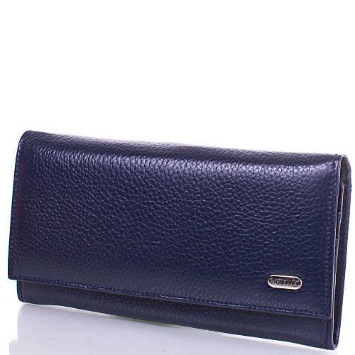 Модный кожаный женский кошелек  CANPELLINI (КАНПЕЛЛИНИ) SHI2034-6FL