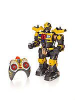 """Детский робот на радиоуправлении """"Стратбот"""" PLAY SMART 9515С"""