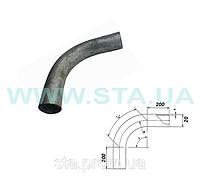 Отводы стальные гнутые оцинкованные 20мм ГОСТ 17375-2001