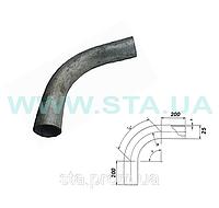 Отводы стальные гнутые оцинкованные 25мм ГОСТ 17375-2001