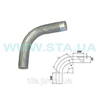 Отводы стальные гнутые оцинкованные с резьбой Ду20мм ГОСТ 3262-76