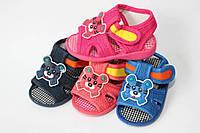 Яркие босоножки для малышей р16-20